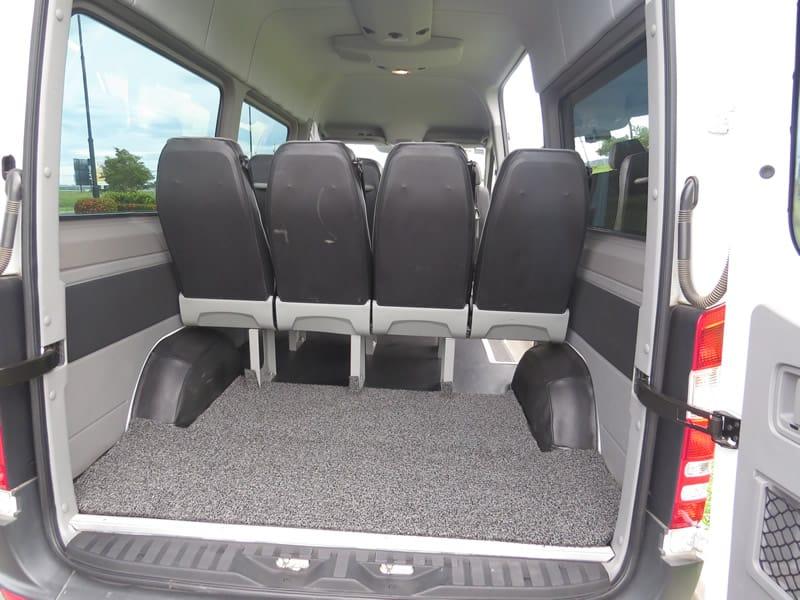 Microbus Mercedez Benz 12 passengers