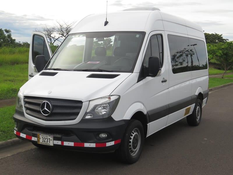 Mercedez Benz Sprinter 12 passengers