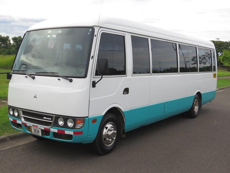 Toyota Coaster 20 passengers