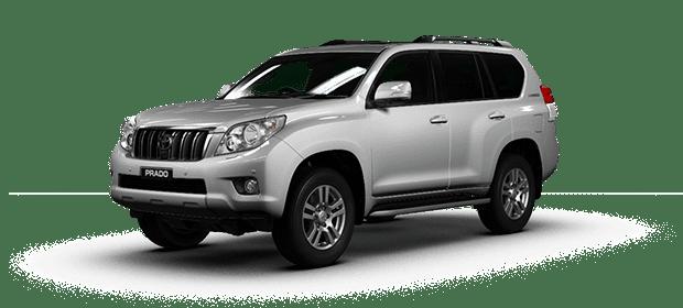 Transport Toyota Prado 4 passengers